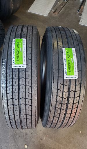 295 75 22.5 TRAILER COMMERCIAL TRUCK TIRES for Sale in Rancho Cucamonga, CA