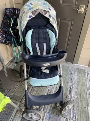 Graco stroller and car seat for Sale in Franklin, TN
