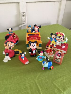 Disney Toys. All for $40. Slaughter Manchaca for Sale in Austin, TX