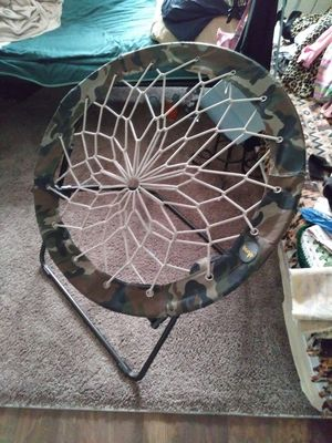 Rubber band chair for Sale in Tacoma, WA