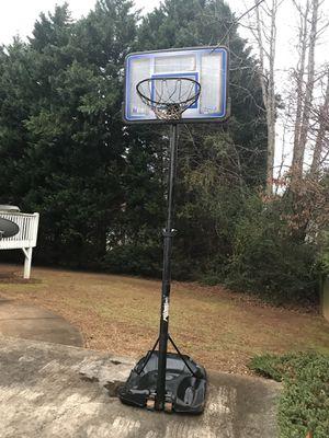 Driveway basketball hoop for Sale in Kennesaw, GA