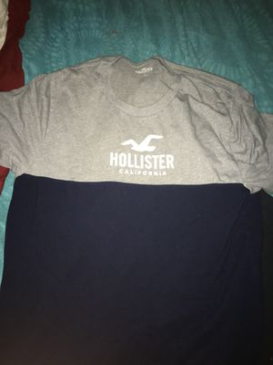 Hollister t shirt size m used for Sale in Clearwater, FL