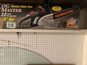 Electric chainsaw for Sale in Longwood, FL