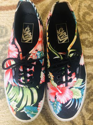 Van's Floral Print Unisex for Sale in Springfield, MO