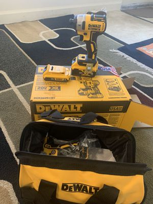 DeWalt drill set for Sale in Silver Spring, MD