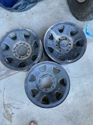 "Stock Toyota wheels - tacoma? 16"" for Sale in San Diego, CA"