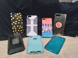 iPhone 8 plus protective cases for Sale in Henderson, NV
