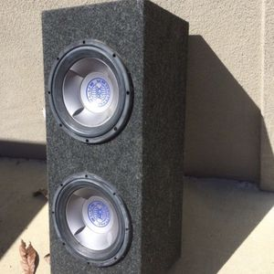 Subwoofer And Amps Car Stereo System Package for Sale in Walnut Creek, CA