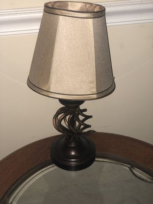 Two Table lamps for Sale in Stone Mountain, GA