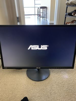 Asus VN248 24in Computer monitor for Sale in San Francisco, CA