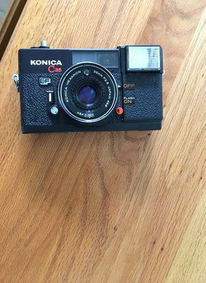 KONICA C35 VINTAGE FILM CAMERA for Sale in Neptune Beach, FL