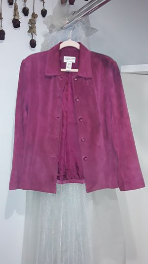 Leather jacket for Sale in Norfolk, VA
