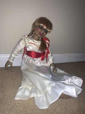 annabelle doll for Sale in Charlotte, NC