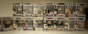 Funko Pops (Grails, Chases, Exclusives, and Vaulted) for Sale in San Diego, CA
