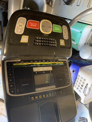 Livestrong Eliptical Workout for Sale in Puyallup, WA