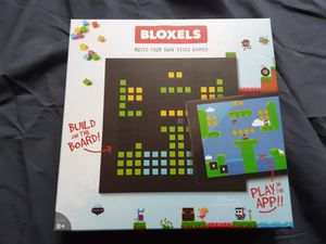 Bloxels Build Your Own Video Game from Mattel Play in the App for Sale in New Haven, CT