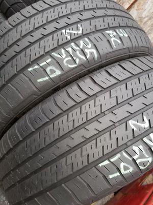 235/50-19 #2 tires for Sale in Alexandria, VA