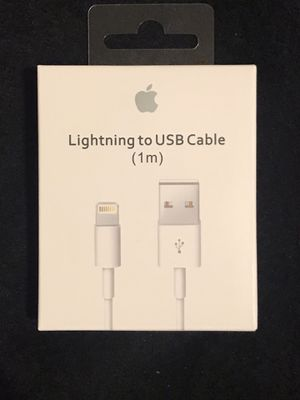 Apple iPhone Charger Cable 5 6 7 8 X for Sale in Phoenix, AZ