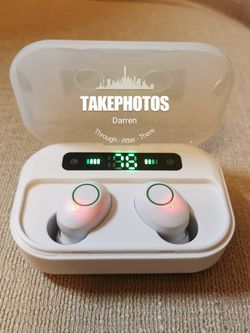 (B16)Bluetooth Earphone True Wireless Earbuds headset Mini Earphones Waterproof Headphone for Sale in La Habra,  CA