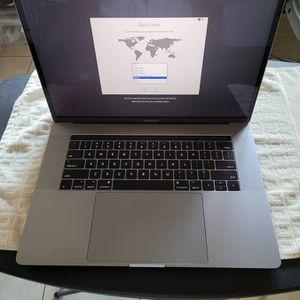 2017 Macbook Pro for Sale in Calabasas, CA