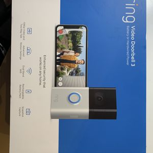 Brand New Ring Video Doorbell 3 Rd Gen. for Sale in Vancouver, WA