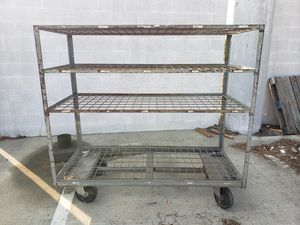 Rolling shelves for Sale in Jurupa Valley, CA