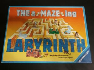 The Amazing Labyrinth board game for Sale in Glendale, AZ