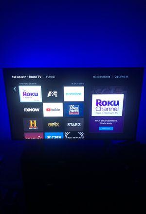 50in tv for Sale in Dallas, TX
