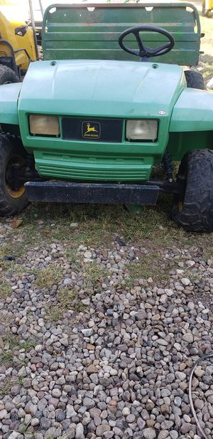 John Deere Gator,for parts for Sale in Humble, TX