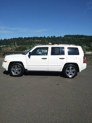 Jeep Patriot Manual 4x4 for Sale in Mission Viejo, CA