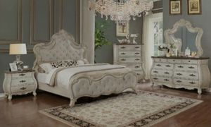 🌟Ashford Weathered White Panel Bedroom Set🌟 for Sale in Jessup, MD