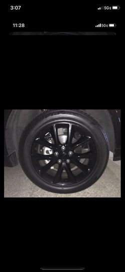 """Rims and tires 20"""" for Sale in Boring,  OR"""