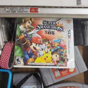 Nintendo's Mario smash Bros 3-D for Sale in Germantown, MD