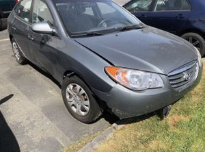 2010 Hyundai Elantra for parts ONLY for Sale in Federal Way, WA