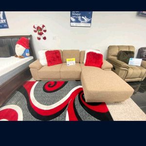 HAVANA SECTIONAL! GREAT LOOK FOR AN APARTMENT/CONDO! NO CREDIT NEEDED FINANCING! SAME DAY DELIVERY! for Sale in Brandon, FL