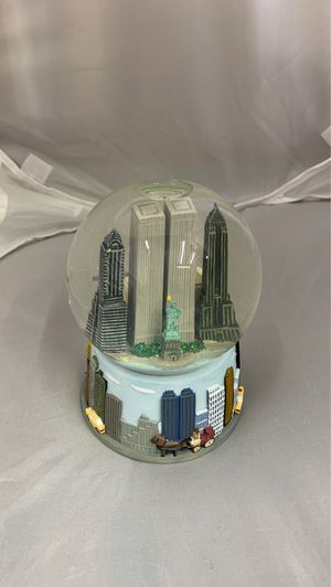 Music playing small snow globe for Sale in East Meadow, NY