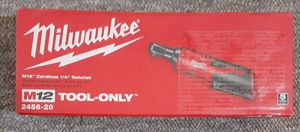"""Milwaukee M12 1/4"""" Ratchet for Sale in Greenville, SC"""