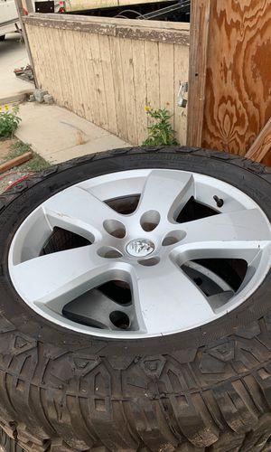 """20"""" Rim 33/12.5 tire combo for Sale in Corona, CA"""