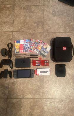 Nintendo switch bundle for Sale in Columbus,  NE