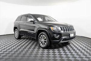 2015 Jeep Grand Cherokee for Sale in Marysville, WA