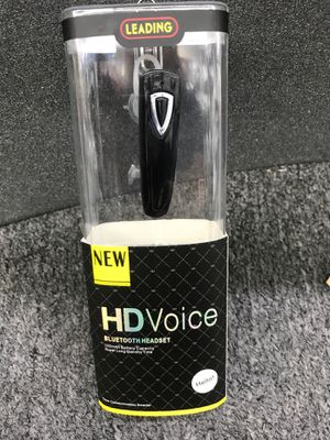 Universal Bluetooth headset for Sale in Houston, TX