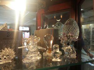 Swarovski crystals figurines for Sale in Leesburg, VA