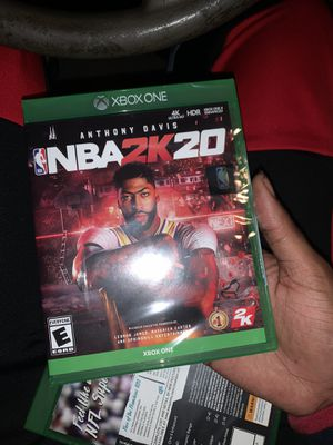 Madden 20 / 2k20 - Xbox One for Sale in Westerville, OH