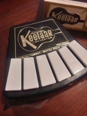 Keetaar Guitar Converter for Sale in Joliet, IL