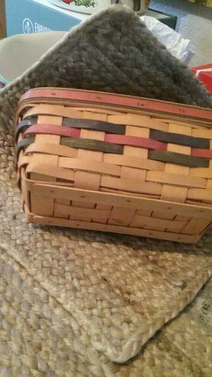 Longaberger Basket for Sale in Montclair, CA