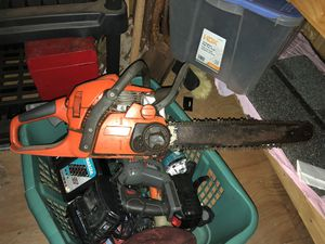 Husqvarna E-series chainsaw for Sale in Escondido, CA