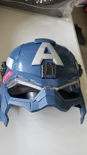 Captain America Mask for Sale in Federal Way, WA