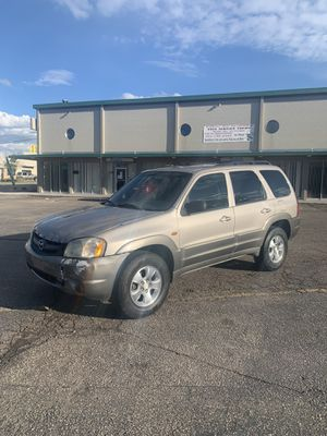 2002 Mazda Tribute LX-V6 for Sale in Denver, CO