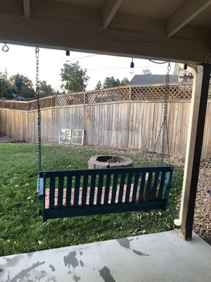 Porch swing for Sale in Westminster, CO