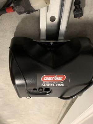 Genie 2028 Garage Door Opener for Sale in Sandy Springs, GA